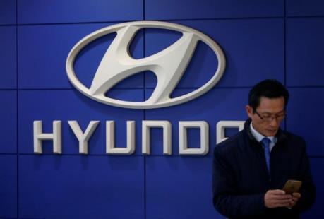 Doanh số bán hàng của Hyundai và Kia Motors sụt giảm