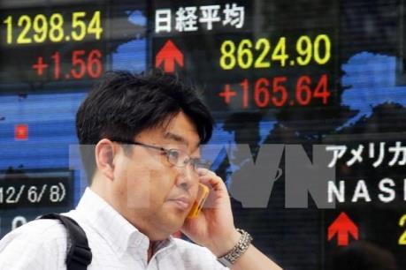 Thị trường chứng khoán châu Á ngày 11/9 ngập trong sắc xanh