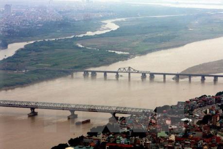 Hà Nội sẽ xây dựng 14 cầu qua sông Hồng, sông Đuống