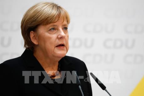 Thủ tướng Đức Merkel bác đề xuất tổ chức thêm cuộc tranh luận trực tiếp