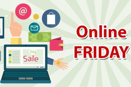 Sắp diễn ra ngày mua sắm Online Friday 2017