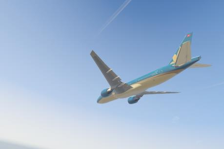 Vietnam Airlines khai thác trở lại các chuyến bay bị ảnh hưởng của bão số 10