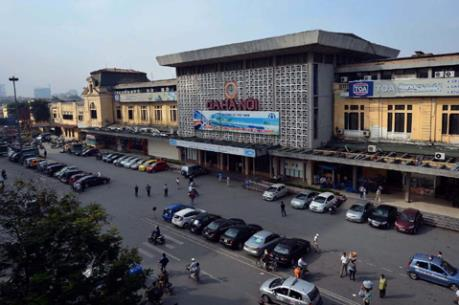 Đồ án quy hoạch ga Hà Nội được đề xuất cao 40-70 tầng