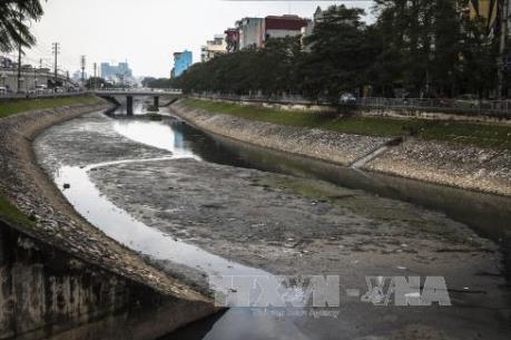 Hà Nội: Không gian mặt nước thiếu điểm nhấn