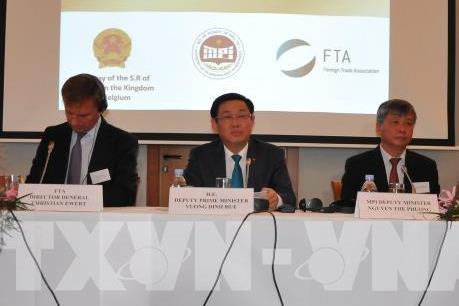 Việt Nam có vị trí quan trọng trong chuỗi kinh doanh của EU