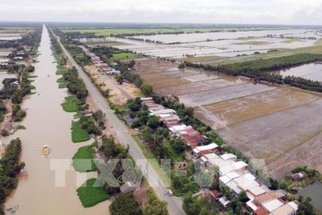 Xây dựng Quy hoạch tổng thể phát triển bền vững Đồng bằng sông Cửu Long