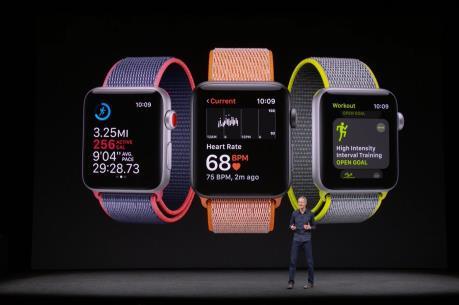 Khởi đầu không suôn sẻ của Apple Watch Series 3