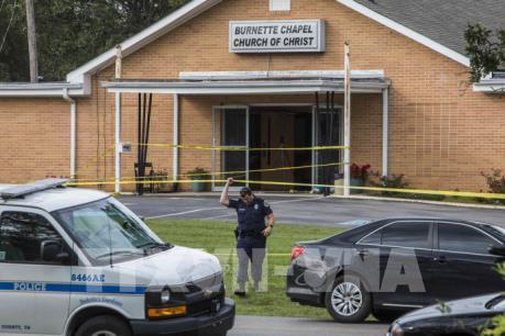 Buộc tội giết người đối với nghi can nổ súng ở bang Tennessee