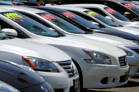 Doanh số bán ô tô tại Mỹ tăng lần đầu tiên trong năm