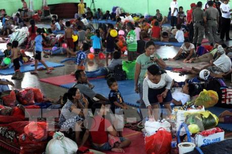 Hơn 57.000 người phải sơ tán khẩn cấp trên đảo Bali