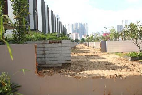 Tp. Hồ Chí Minh hoàn tất xử lý công trình sai phạm tại dự án Thảo Điền Sapphire