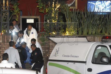 Hơn 10 người thiệt mạng trong vụ xả súng đẫm máu tại Mexico