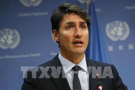 Canada hoãn khởi động đàm phán FTA với Trung Quốc