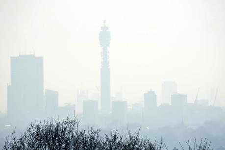 London áp dụng loại thuế mới giảm ô nhiễm không khí