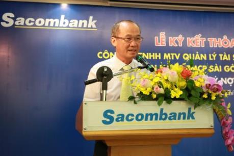 Sacombank đẩy nhanh tái cơ cấu và ưu tiên xử lý nợ xấu