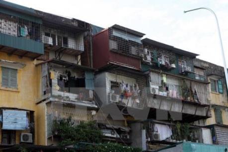 Đầu tư chung cư cũ tại Hà Nội: Liệu có rủi ro?