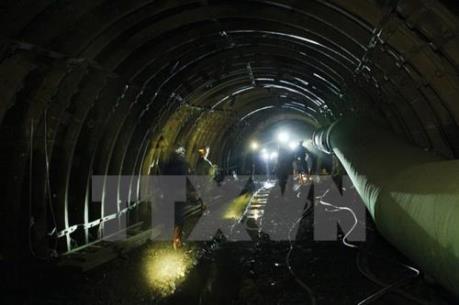 Tai nạn lao động, hai công nhân bị vùi lấp tại công trường than