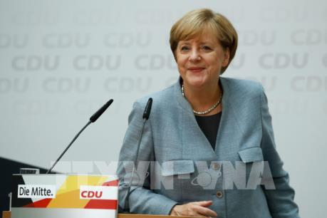 Bà Angela Merkel nhượng bộ để tiếp tục giữ chức Thủ tướng Đức