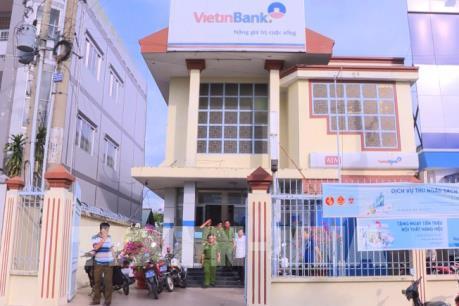 Chưa công bố danh tính nghi phạm gây ra vụ cướp ngân hàng Vietinbank tại Vĩnh Long