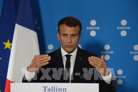 "Pháp tung ra chiến dịch khí hậu ""Make Climate Great Again"""