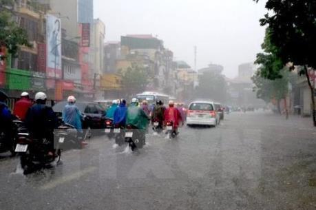 Dự báo thời tiết hôm nay 1/10: Hà Nội có mưa rào, có nơi có dông