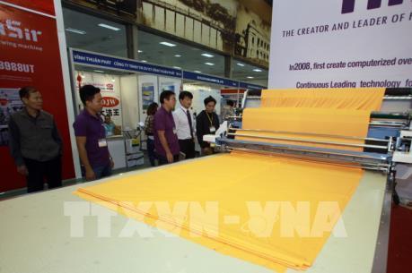 Sắp diễn ra Triển lãm Quốc tế ngành công nghiệp dệt may