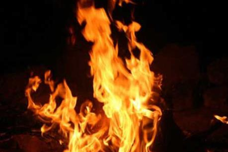 Bình Phước: Cháy lớn tại kho chứa trầm hương