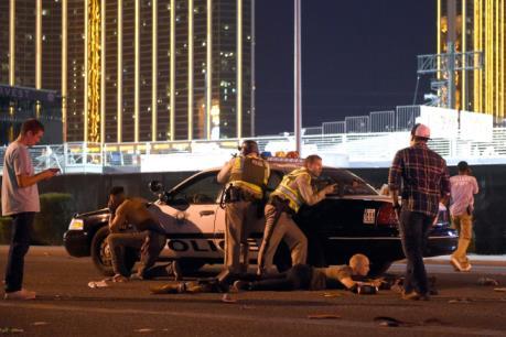Xả súng tại một sòng bạc ở Las Vegas (Mỹ), nhiều người bị thương