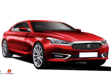 Hãng xe nội VINFAST công bố 20 mẫu thiết kế cho dòng xe Sedan và SUV