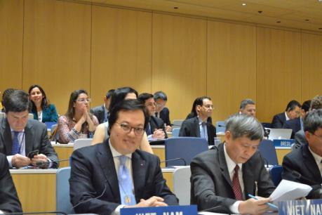 Việt Nam trúng cử Chủ tịch Đại Hội đồng WIPO