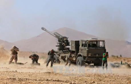 Nga không kích tiêu diệt hơn 300 phiến quân IS