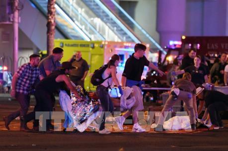 Tin mới nhất Vụ xả súng tại Las Vegas