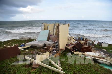 Nhà Trắng đề xuất gói cứu trợ 29 tỷ USD cho các vùng bị bão