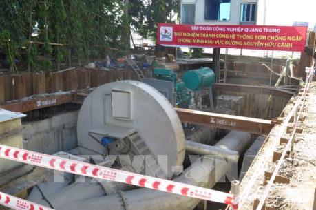 """Kỳ vọng giải quyết dứt điểm """"rốn ngập"""" tại Tp. Hồ Chí Minh"""