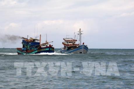 Malaysia bắt giữ 2 tàu cá và 21 ngư dân Việt Nam