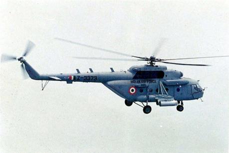 Rơi trực thăng quân sự Ấn Độ làm 7 binh sĩ thiệt mạng