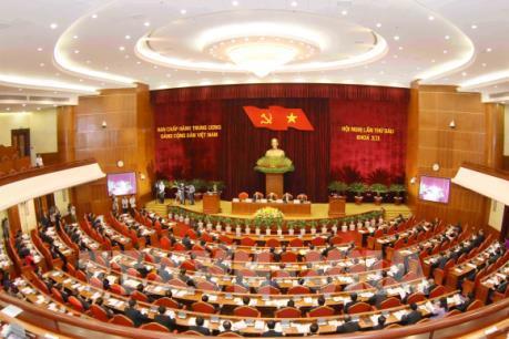 Hội nghị lần thứ 6 BCHTW Đảng khóa XII: Bầu bổ sung hai ủy viên Ban Bí thư