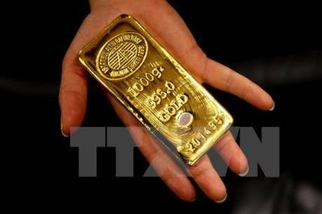 Giá vàng thế giới ghi nhận tuần tăng thứ tư liên tiếp