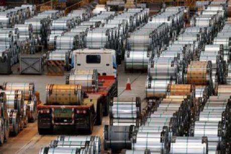 Giá thép tại Trung Quốc tiếp tục tăng