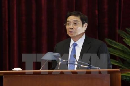 Trưởng Ban Tổ chức Trung ương: Chống tiêu cực trong công tác cán bộ