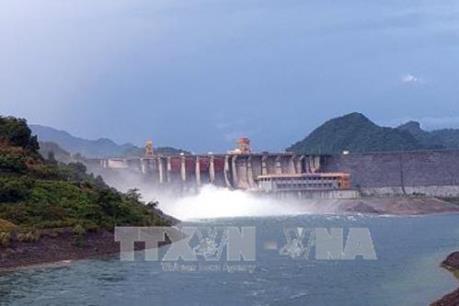 Khắc phục các hư hỏng, đảm bảo an toàn hồ chứa trước mùa mưa bão
