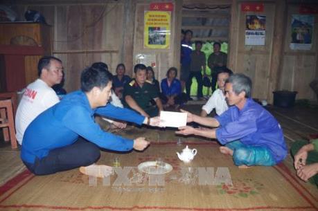 Khắc phục hậu quả mưa lũ, ổn định đời sống người dân Đà Bắc, Hòa Bình