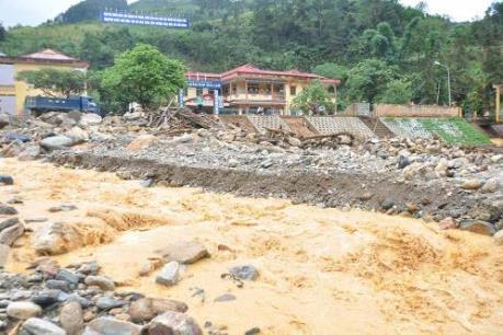 Nhật Bản cứu trợ khẩn cấp các địa phương bị lũ lụt tại Việt Nam
