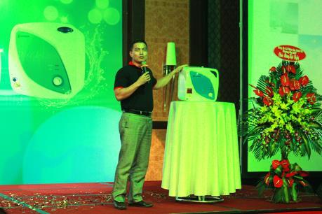 Tập đoàn Sơn Hà ra mắt sản phẩm bình nước nóng chống đóng cặn
