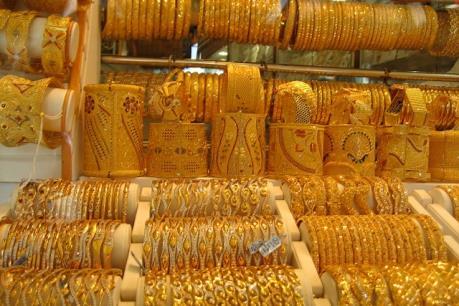 Giá vàng hôm nay 16/10 đồng loạt giảm