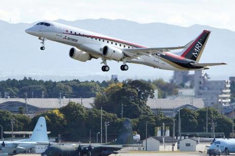 Nhật Bản thúc đẩy năng lực cạnh tranh của ngành chế tạo máy bay trong nước