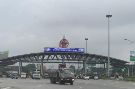 Chính thức giảm 25% giá vé qua trạm BOT Pháp Vân – Cầu Giẽ