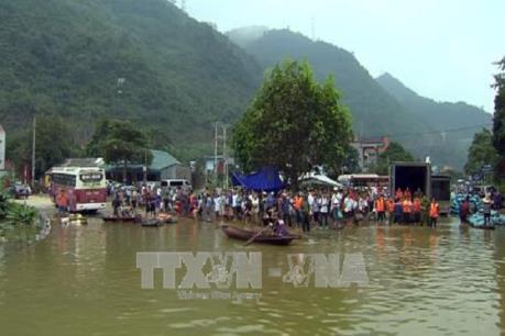 Hòa Bình thiệt hại hơn 800 tỷ đồng do mưa lũ