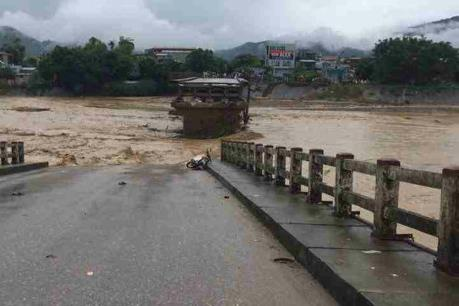 Tổng cục Đường bộ: Yên Bái đang báo cáo Chính phủ và Bộ Giao thông Vận tải về cầu Thia