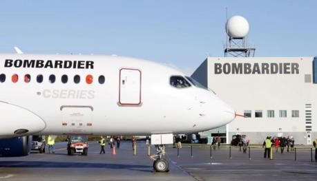 Canada hợp tác với Airbus sản xuất máy bay dân dụng C-Series